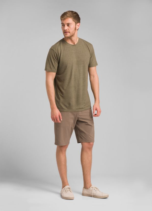 Wayfree T-Shirt Wayfree T-Shirt, Cargo Green Heather
