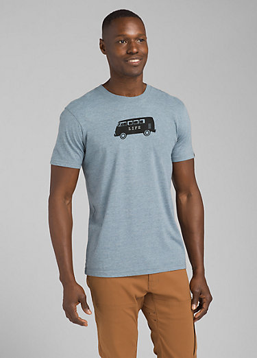 Will Travel Journeyman T-shirt