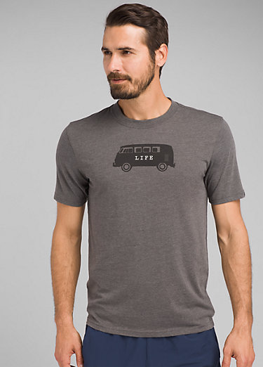 Will Travel Journeyman T-shirt