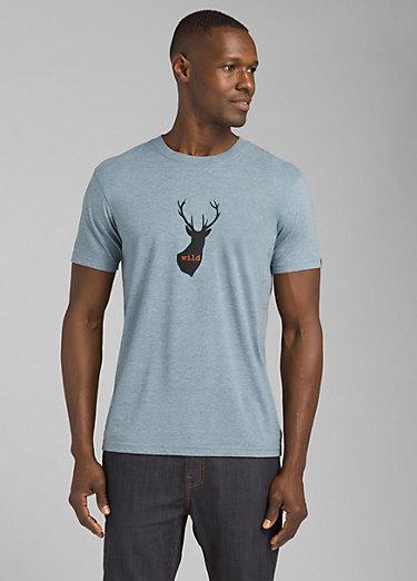 Buck Wild Journeyman T-shirt