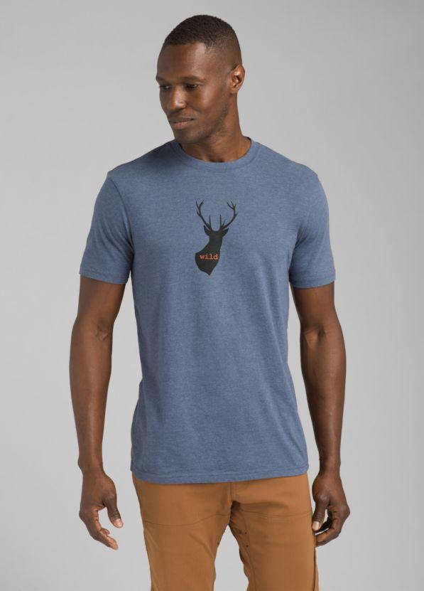 Buck Wild Journeyman T-shirt Buck Wild Journeyman T-shirt