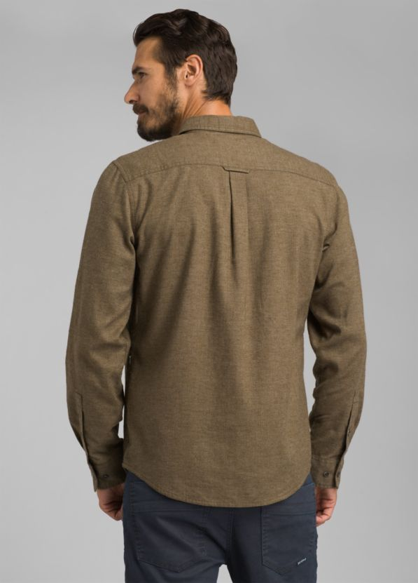 Merger Long Sleeve Shirt-Tall Merger Long Sleeve Shirt-Tall
