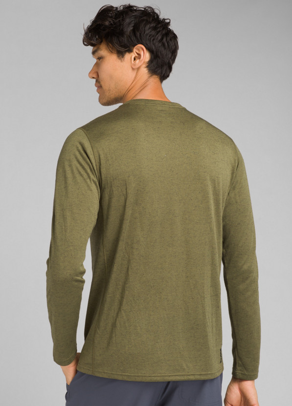 Transverse Long Sleeve Crew Transverse Long Sleeve Crew