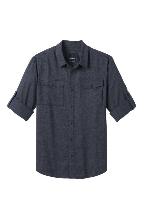 Merger Long Sleeve Shirt Merger Long Sleeve Shirt