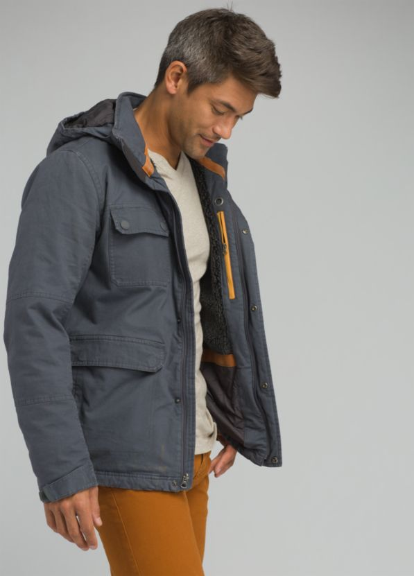 Bronson Towne Jacket Bronson Towne Jacket