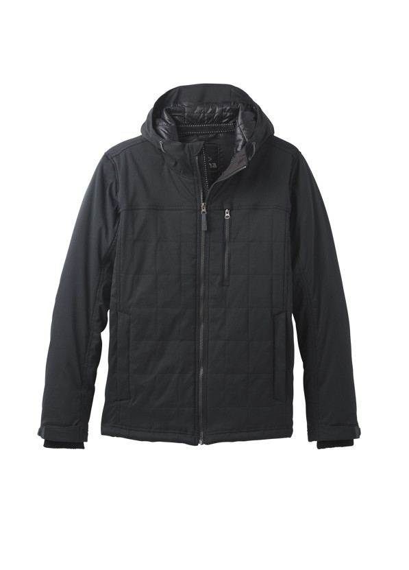 Zion Quilted Jacket Zion Quilted Jacket