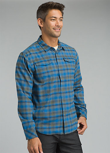 Miki Lightweight Flannel