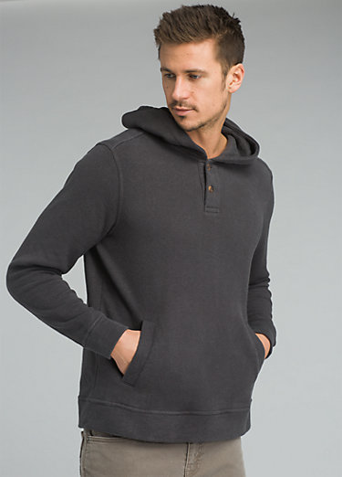 Trawler Hooded Henley