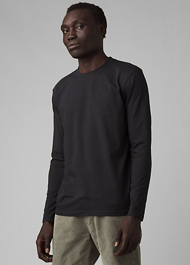 prAna Long Sleeve Crew T-shirt