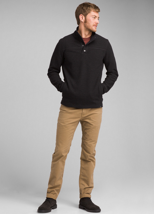 Leonidas Long Sleeve Henley Leonidas Long Sleeve Henley