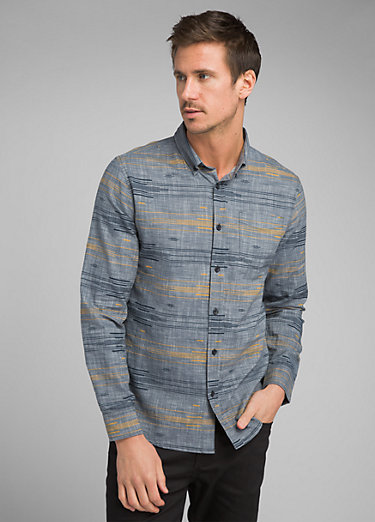 Broderick Long Sleeve - Slim - Tall