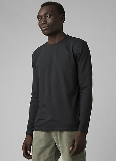 prAna Long Sleeve Crew - Tall