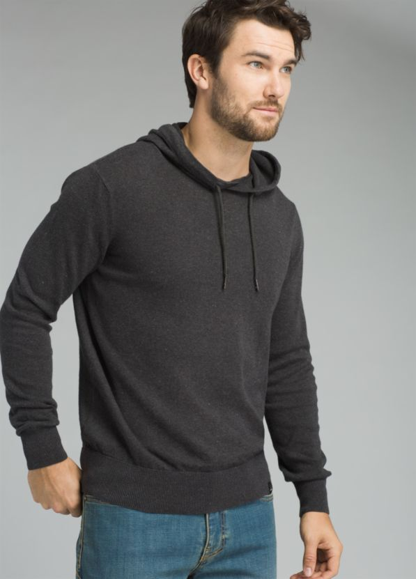 Throw-On Hooded Sweater Throw-On Hooded Sweater