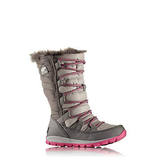 Botte à lacets Whitney™ enfant pointure 25-31