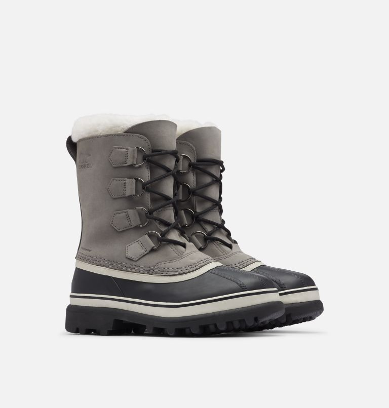 CARIBOU™ | 051 | 8 Women's Caribou® Boot, Shale, Stone, 3/4 front