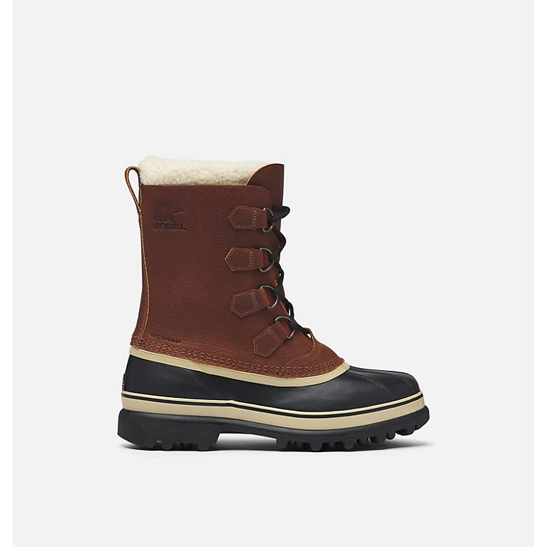 18b6424a68e Men s Caribou WL waterproof leather wool-lined boot