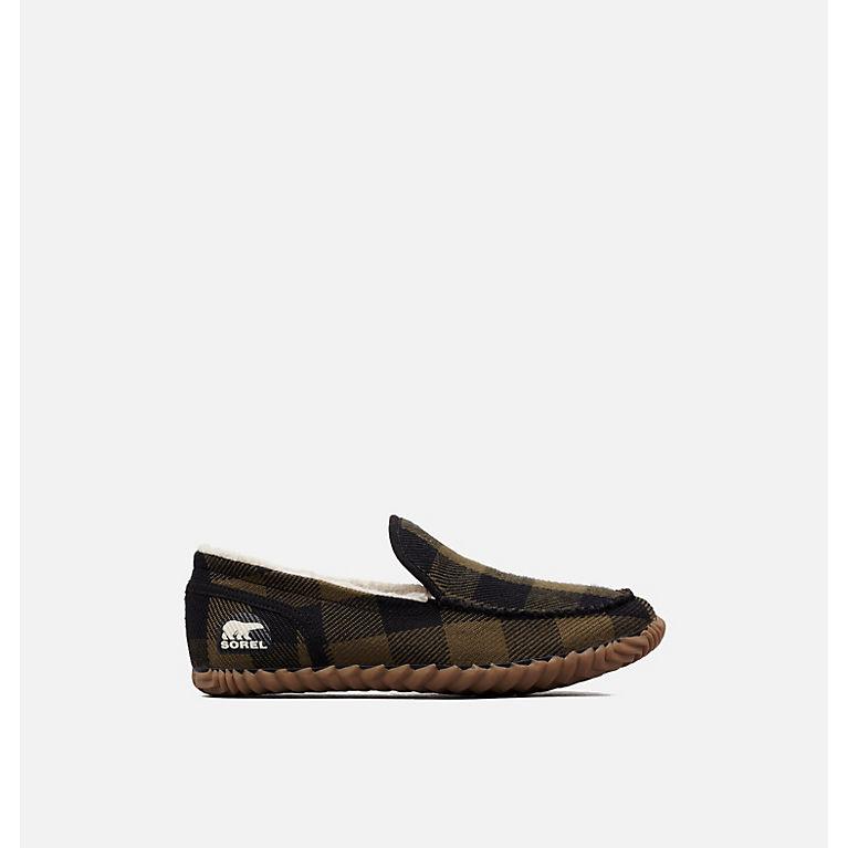 cc07b1457677 Men s Sorel Dude Moc suede leather slipper shoe
