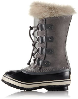 e1e159004c4924 Youth Joan of Arctic waterproof, insulated leather boot | SOREL