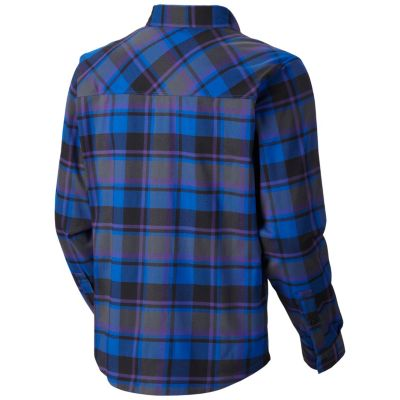Men's Stretchstone™ Flannel L/S Shirt