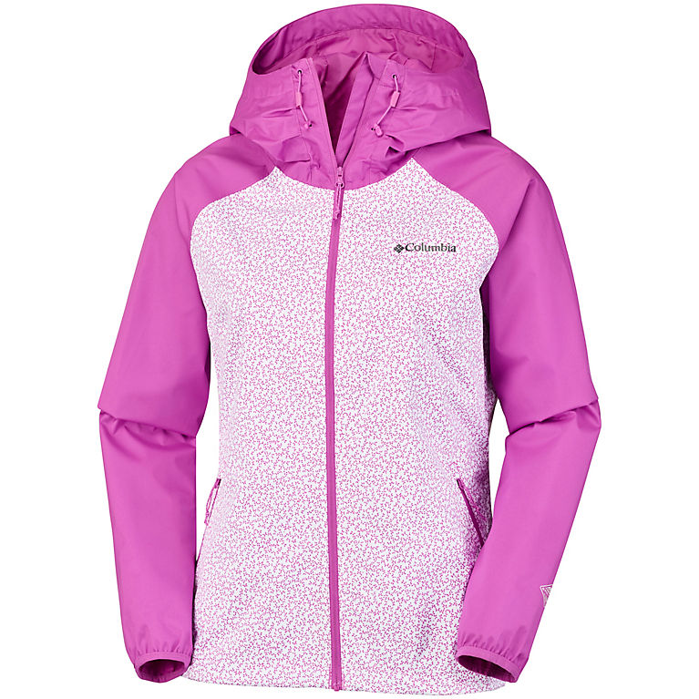 Bright Lavender Geo Lights Pri Women s Ulica™ Jacket 106d70b5cc
