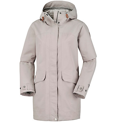 South Canyon™ Long Hooded Jacket , front