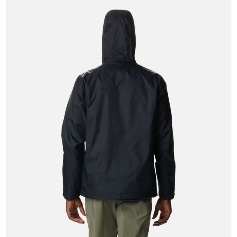 e1f14564def6 Men s Watertight Hooded Rain Jacket