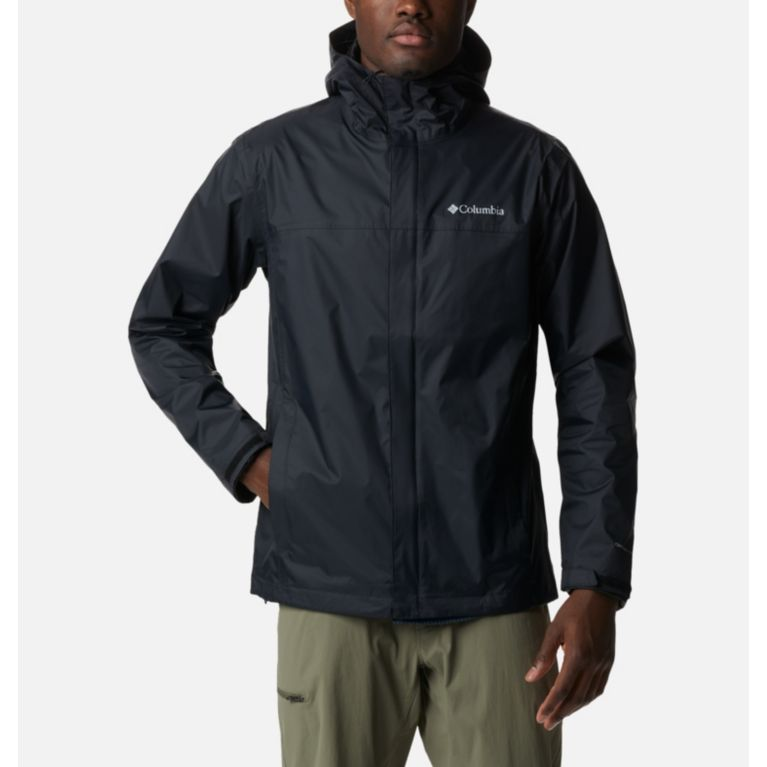 Black Men's Watertight™ II Jacket, View 0