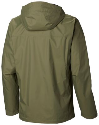 ffd5f4510a03 Men s Watertight Hooded Rain Jacket