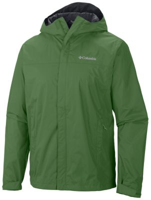 ae2388ca1f81 Men s Watertight Hooded Rain Jacket