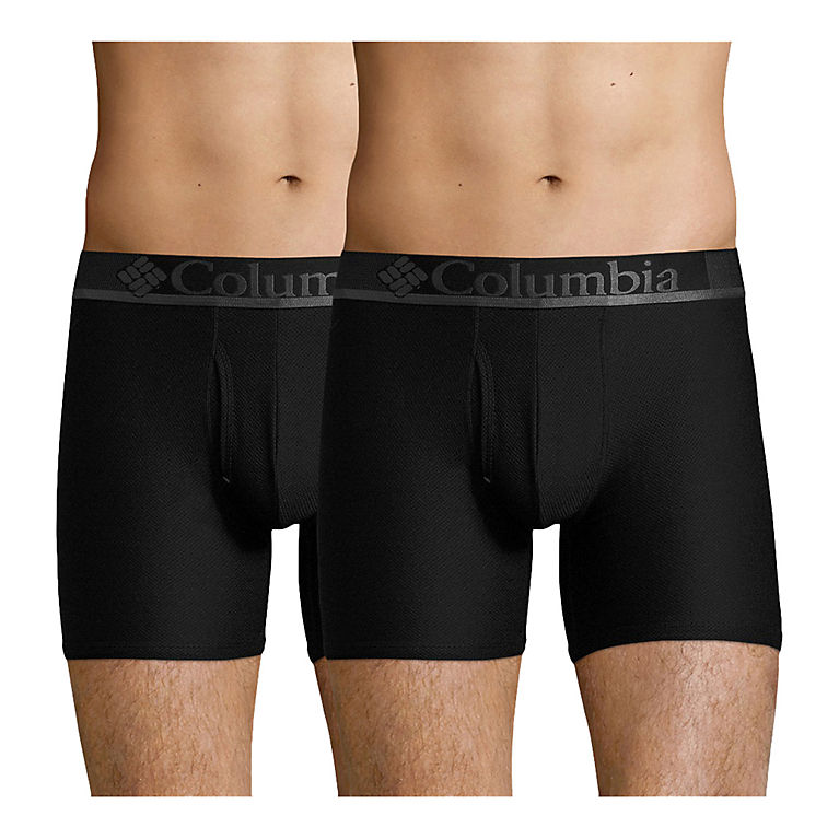Black Men s Diamond Mesh Boxer Briefs 195871ada20e
