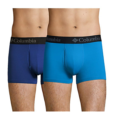 Athletic Stretch Boxershorts für Herren x2 , front