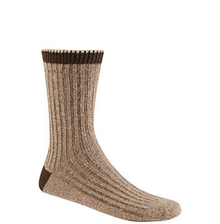 Men's Merino Basic Crew Sock
