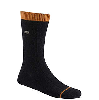 Women's Novelty Cable Wool Crew Socks