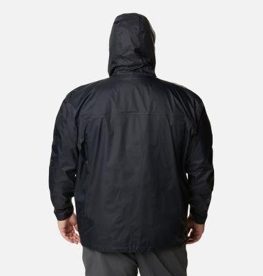 145d654ba316 Men s Watertight Rain Jacket - Big