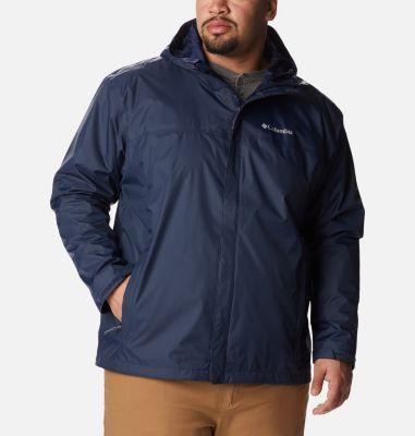 6617cb521 Men's Watertight Rain Jacket - Big   Columbia.com