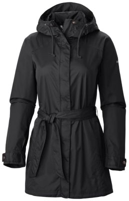 Women's Pardon My Trench™ Rain Jacket - Plus Size at Columbia Sportswear in Oshkosh, WI | Tuggl