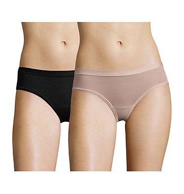 Culotte Micro Mesh Femme x 2 , front