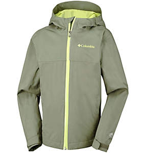 Splash Maker Regenjacke Junior