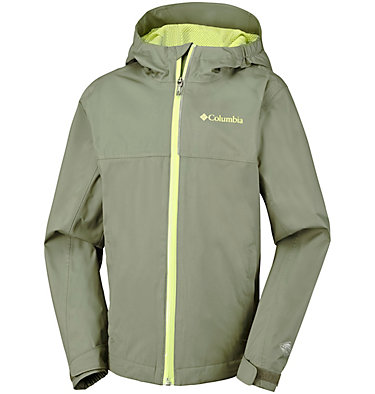 Youth Splash Maker™ III Rain Jacket , front