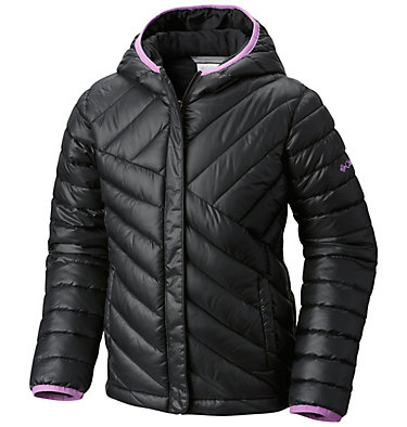 Toddlers' Powder Lite™ Puffer - Girl , front