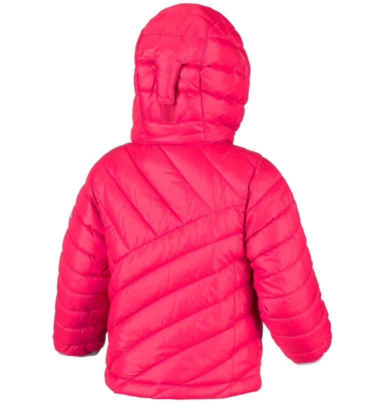 Toddlers' Powder Lite™ Puffer - Girl Toddlers' Powder Lite™ Puffer - Girl, back