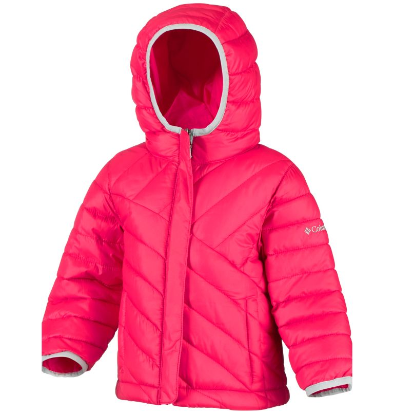 Toddlers' Powder Lite™ Puffer - Girl Toddlers' Powder Lite™ Puffer - Girl, front