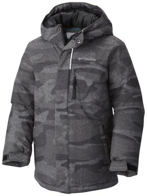 Boy's Alpine Free Fall™ Jacket | Tuggl