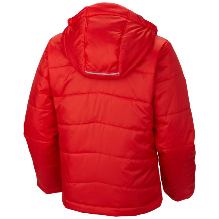 08740d91e Boys Shimmer Me Insulated Winter Jacket