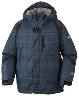 Boys Renegade Warmth™ Jacket — Toddler