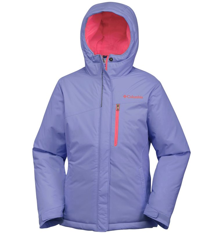 Girls' Alpine Free Fall™ Jacket Girls' Alpine Free Fall™ Jacket, a1