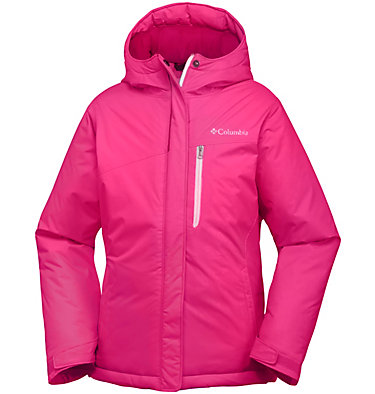 Girls' Alpine Free Fall™ Jacket , front