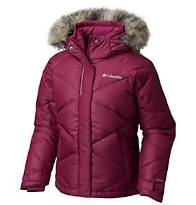 Girl's Mini Lay D Down Jacket
