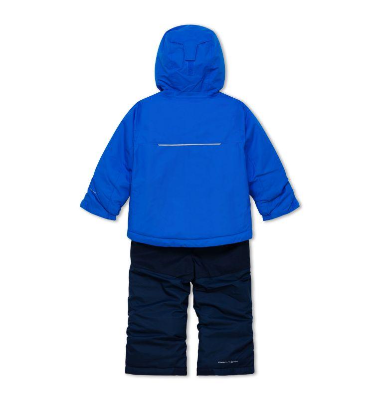 Buga™ Set | 443 | 18/24 Set Buga™ Neonato, Super Blue, back