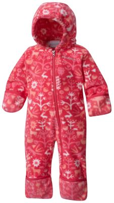 0d6e7b3a9 Baby Snowtop II Fleece Bunting Hooded Suit – Infant